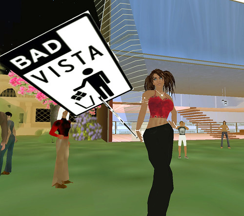 Grupo Bad Vista en Second Life