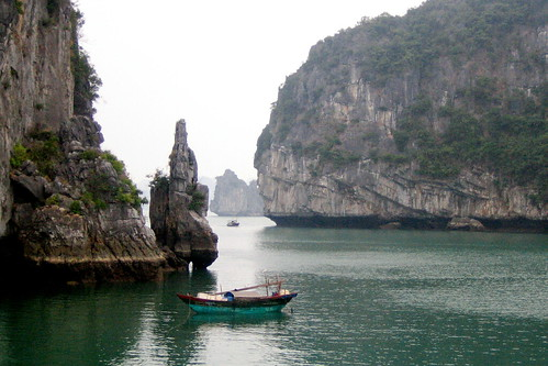 the Halong Bay experience