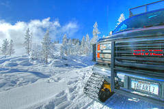 SafariYellowstone (Steven Ford / snowbasinbumps) Tags: snow sports beautiful utah safari yellowstone ogden helluva fordesign topofutah impressedbeauty stevenford lifeelevated snowbasinbumps fordesignnet utahtravel westerntravel