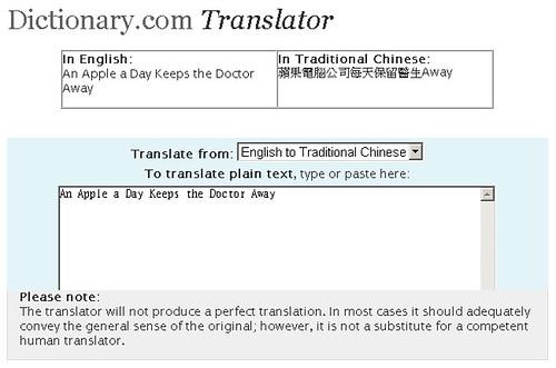 Dictionary.com Translate