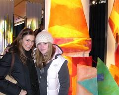 Emily & Andrea