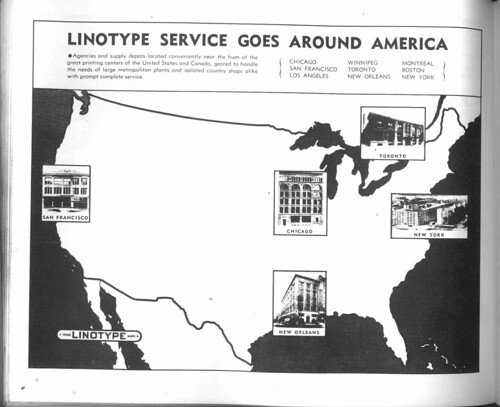 linotype service