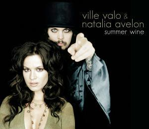 Ville Valo & Natalie Avelon - Summer Wine (A) (RE) (74)