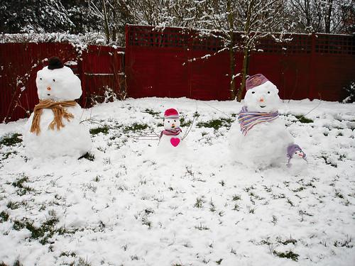 Snoweee's family