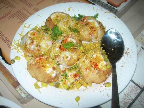 Puri Chaat