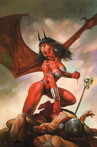 devil mom