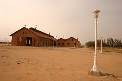 saudi arabia old railway station hejaz railway mada'in saleh (Retlaw Snellac Photography) Tags: travel tourism canon photography middleeast saudiarabia visittheworld madainsaleh waltercallens