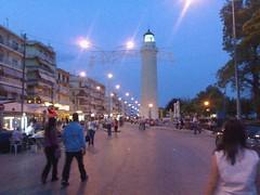 Lighthouse of Alexandroupolis