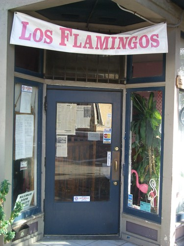 Los Flamingos Restaurant