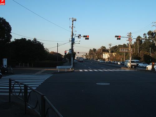 新木場駅前交差点