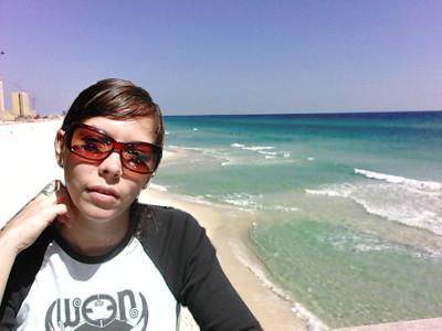 Me & Pensacola Beach