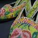 Kasut Manek (Beaded Shoes)