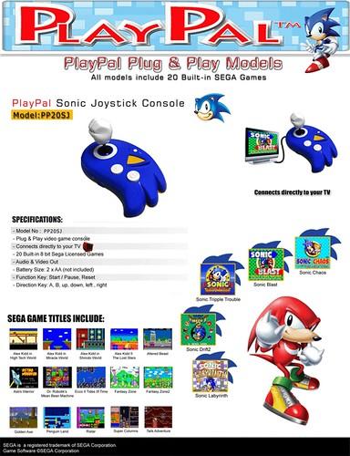 PlayPal Plug & Play