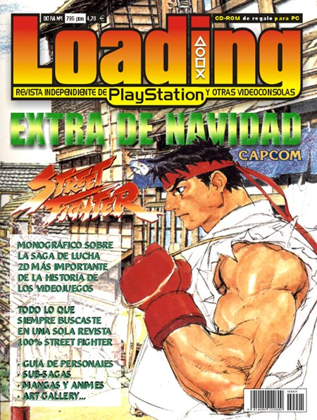 Loading Extra Street Fighter