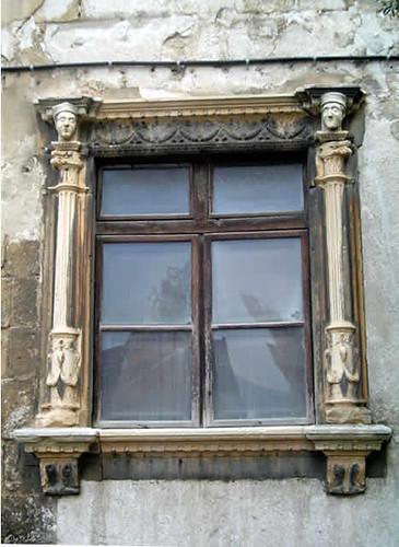 ventana renacentista