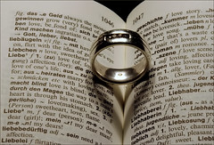 happy valentines day! (Sabinche) Tags: book bravo ring explore valentinesday quotation sabinche saintvalentin instantfave outstandingshots artlibre explore15022007