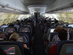 AC Air Canada A320 ((^_~) [MARK'N MARKUS] (~_^)) Tags: ac a320 enroute aircanada 1000v insideairplane