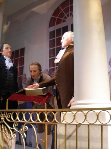 Washington's Inauguration