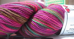 CTH Supersock in Old Rose