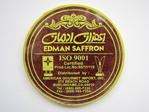 Edman Saffron