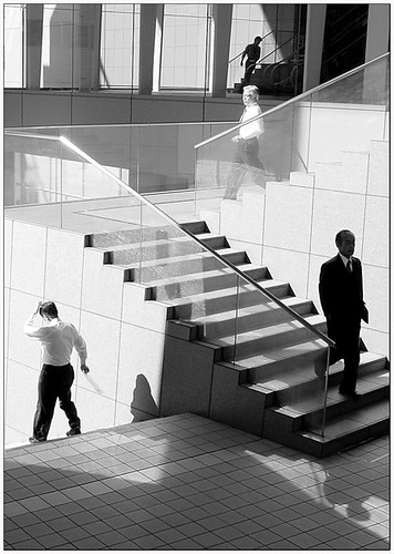 #108 by Siegfried Hansen, street photography