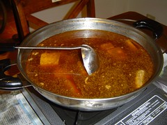 吃了三天七遍的麻辣鍋