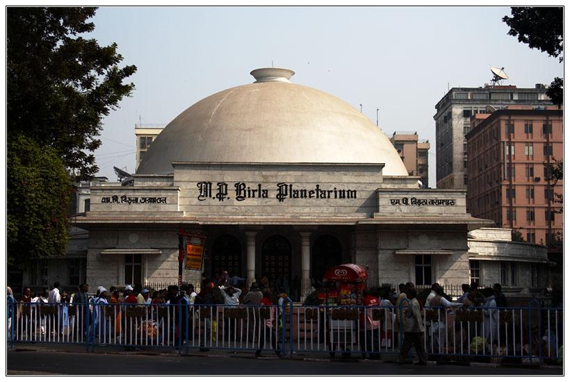 Kolkata : Birla Planetarium