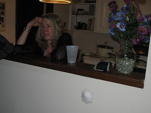 Snowball wall - Cornstalker
