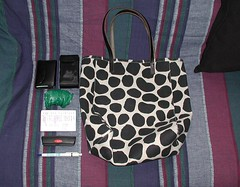 shopping toolkit (snigl3t) Tags: shopping bag stuff whatsinyourbag whatsinmybag toolkit