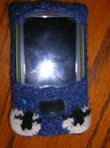 Stranded Zune Cozy - Front