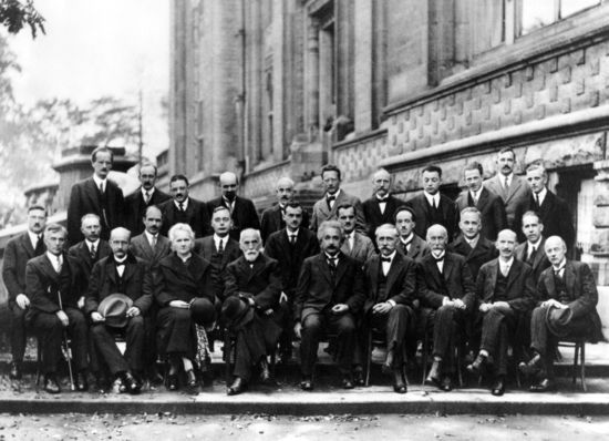 Quinta conferencia Solvay