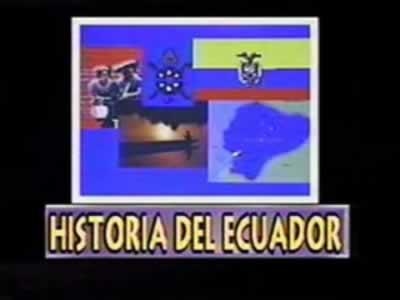 La Historia del Ecuador y la Conquista Española