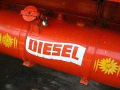 Decorative Diesel
