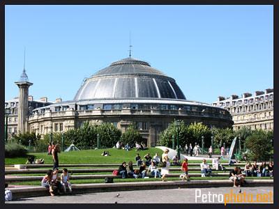 Commodity Market - Paris