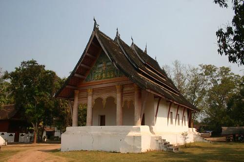 Wat Aham, Louang Prabang...