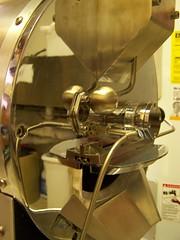 100_1443 (Coffee Tree: http://www.wheregoodthingsgrow.com) Tags: tree coffee heidi good grow things where thrash roaster ambex ym2