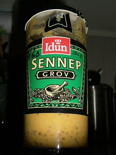 Nordic Mustard