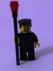 BLACK MAGE (chickenboombox) Tags: lego figs mages