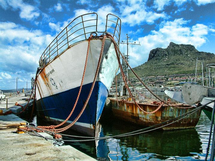 Hout Bay Boat