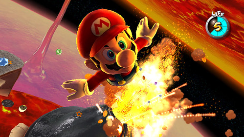 Is Super Mario Galaxy fun?  Hell Yes!