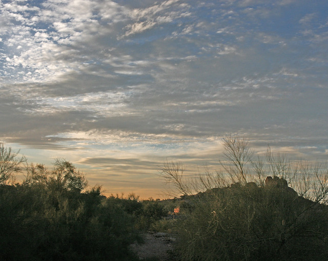 Papago Park Path