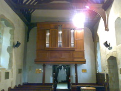 New Organ Grille