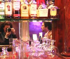 bar reflection