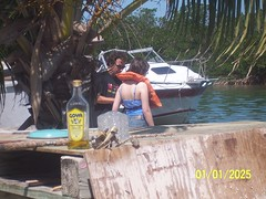 Eddie & Britt go for Lobster (dmac FL) Tags: