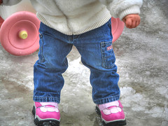 Jeans-and-Pink-Boots-II