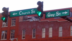 Church or Gay?