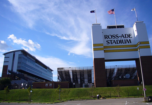 Ross-Ade Stadium at Purdue University