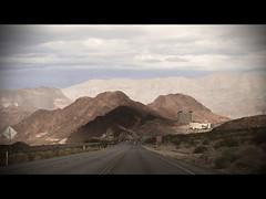 Route 66: Back to the Mother Road (20/03/07). Las Vegas (NV) - Kingman (AZ) (Gabriel Horcajada Ruiz) Tags: road travel viaje las vegas arizona usa sun cinema gabriel film ruta america carretera nevada mother cine 66 harley route eua motorcycle viatge motor davidson ruiz kingman eeuu horcajada
