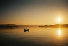 (ursa.b) Tags: summer paman pasman croatia island sea water sunrise boat sun