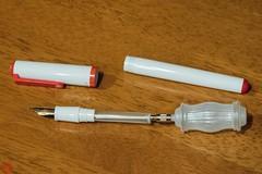 IMG_6293-9 (zunsanzunsan) Tags: インキ インク カートリッジ スポイト 万年筆 文房具 洗浄